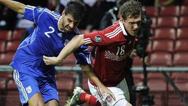Denmark can guarantee top-two finish in Cyprus