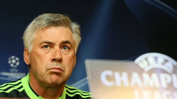 Press conference: Ancelotti - Spartak Moskva v Chelsea