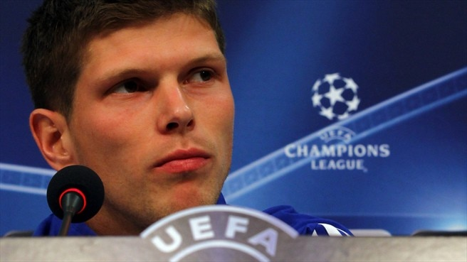 High-scoring Huntelaar looks to lift Schalke