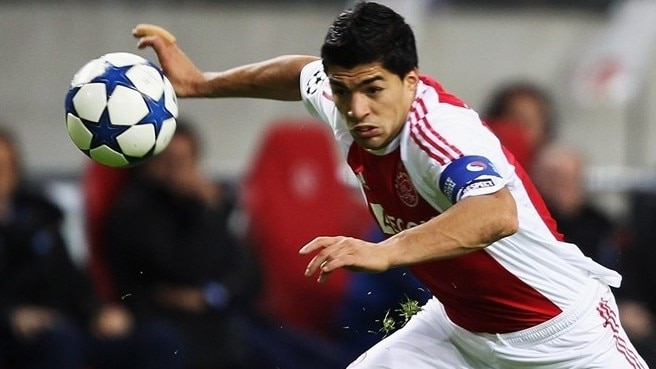 Ajax's Suárez banned for seven matches