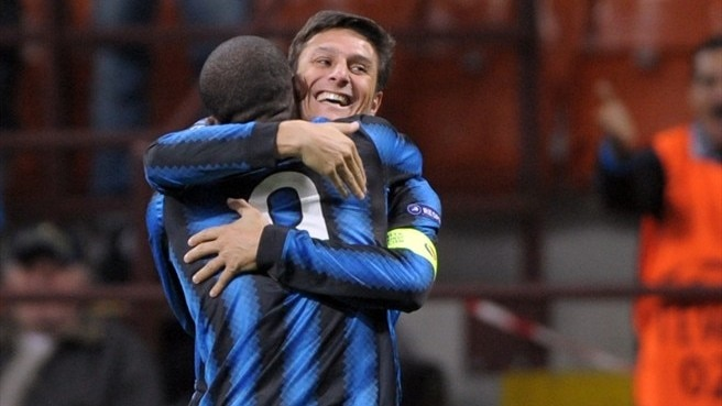 Late lapses take gloss off Zanetti's night
