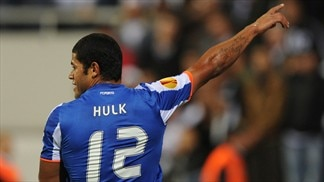 Hulk joins mutual appreciation society at Beşiktaş