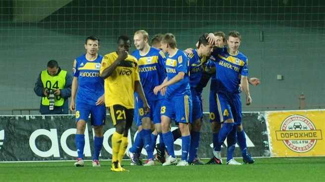Sosnovski puts BATE in command