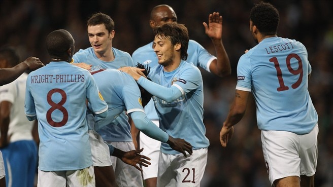 Silva satisfied as City get into their stride