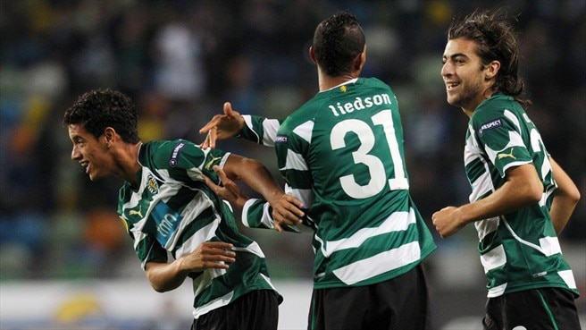 Sporting go to Gent with high hopes