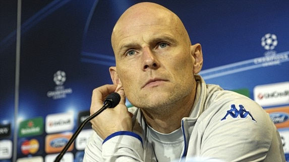 Press conference: Kobenhavn - Barcelona (Solbakken & Guardiola)