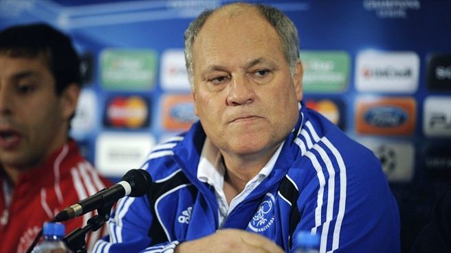 Jol calls time on Ajax tenure