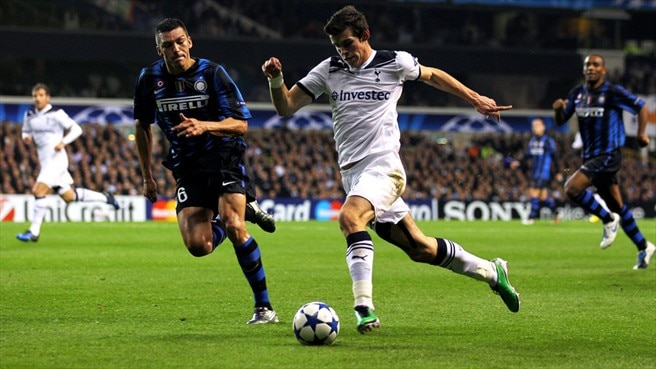 I'm just enjoying playing my football, says Bale