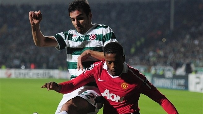 United take care of business at Bursaspor
