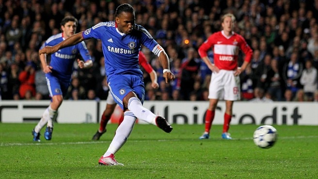 Drogba delighted with early progress