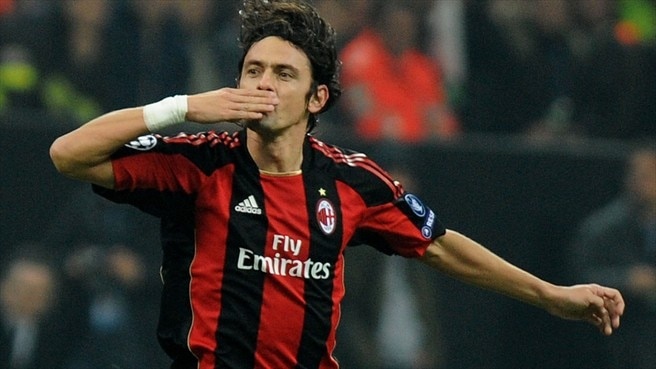 Seventy up for European goal king Inzaghi