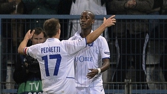 Auxerre bid to rise at Rossoneri's expense