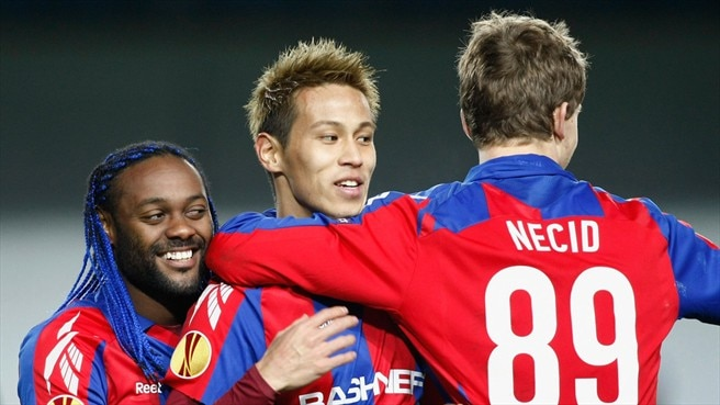 Top spot the target as CSKA host Lausanne