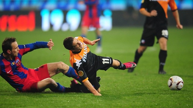 Stancu at the double as Steaua beat Utrecht