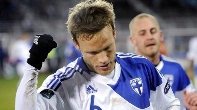 Finland find form to overwhelm San Marino