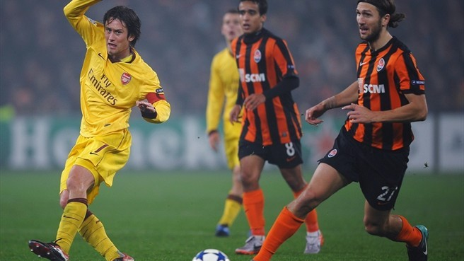 Chygrynskiy eager for Shakhtar to take final step
