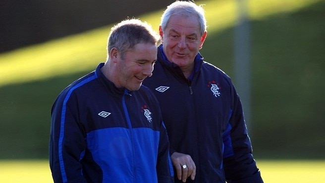 McCoist to succeed Smith as Rangers manager