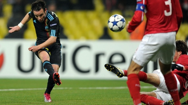 Deschamps delight as Marseille advance