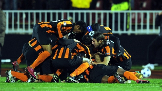Shakhtar have a point to prove against Braga