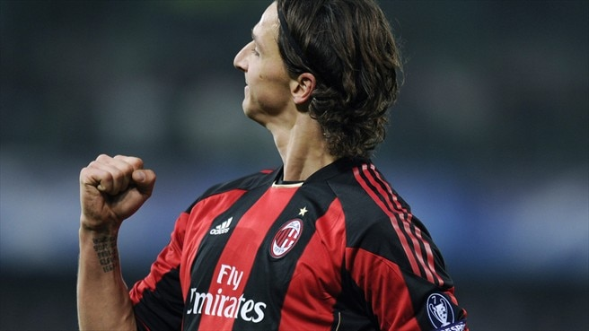 Just the start for Ibrahimović's Milan