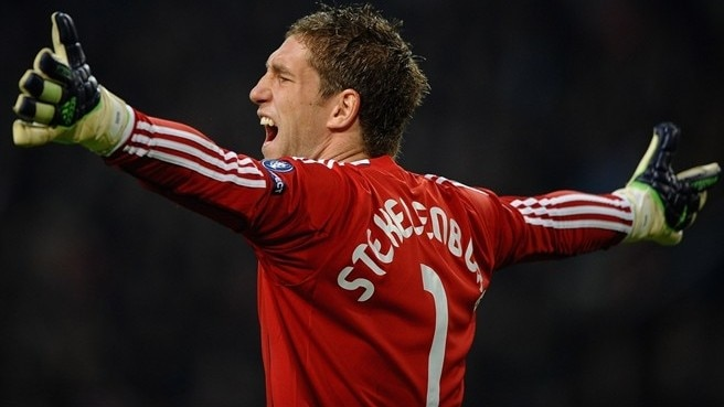 Stekelenburg accepts Roma challenge