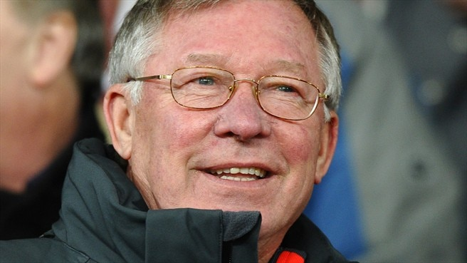 United's first place pleases Sir Alex