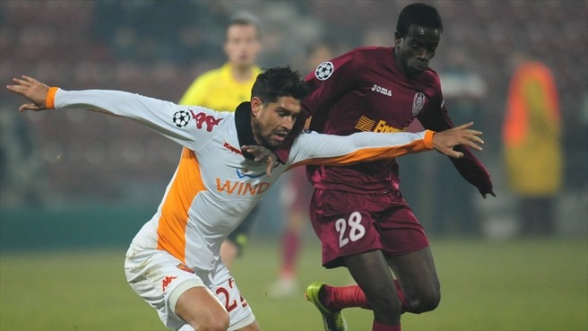 CFR relieved to deny Roma's 'golden underdogs'