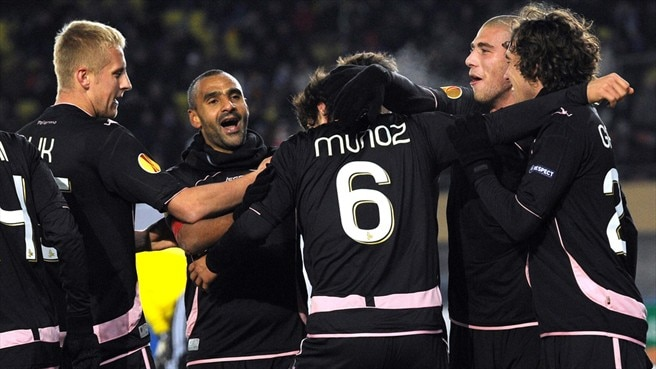 Muñoz on target as Palermo beat Lausanne