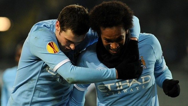 Manchester City take Group A honours