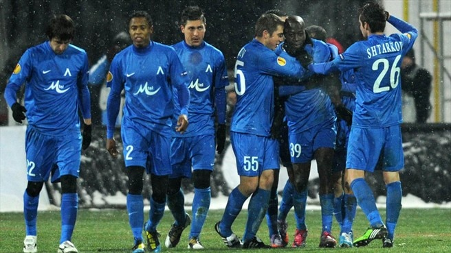 Levski get the better of group winners Sporting