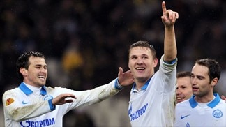 Perfect Zenit pile on the misery for AEK