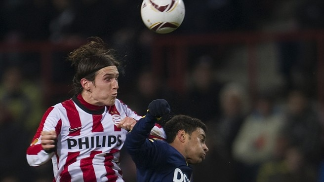 PSV seal top spot with Metalist stalemate