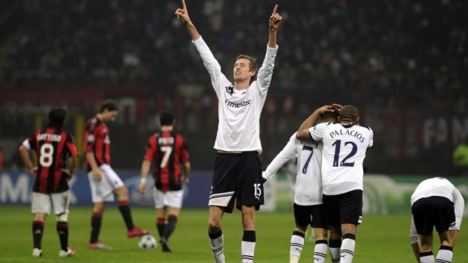 Match facts: Tottenham v Milan