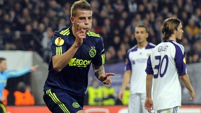 Ruthless Ajax make Anderlecht pay the penalty