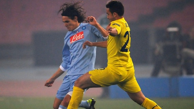 Napoli duo happy with Villarreal stalemate