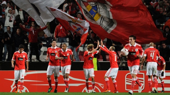 Benfica out to end German jinx at Stuttgart