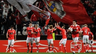 Javi García confident Benfica can finish the job