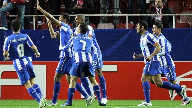 Rolando's Porto purr after Sevilla success