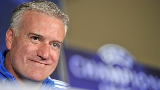Deschamps draws on Marseille passion
