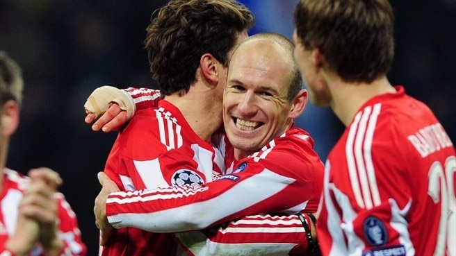 Robben content, not complacent after Bayern win