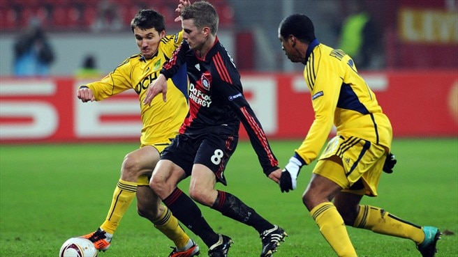 Metalist aim to avoid Leverkusen repeat