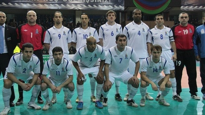 EURO hopefuls enter Futsal World Cup