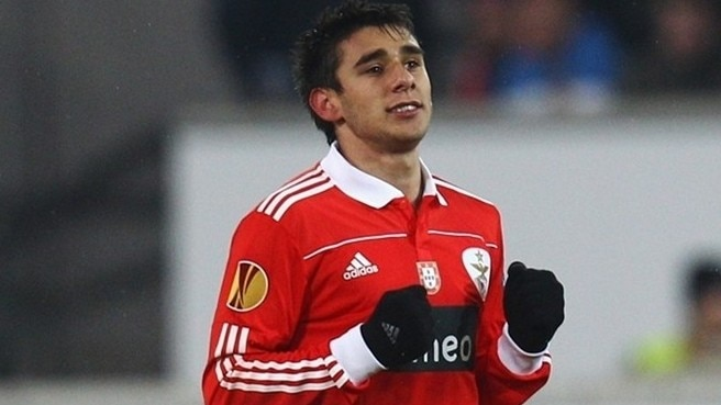 Salvio sets sights on Europa League double