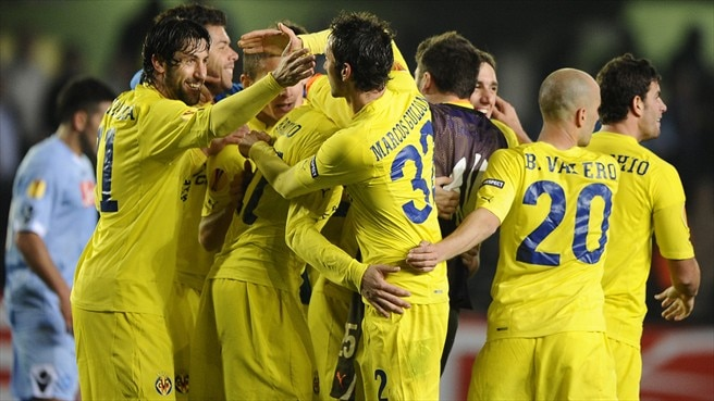 Rossi delight as Villarreal bare teeth