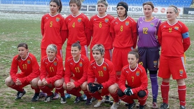 FYROM through to join Women's EURO big guns
