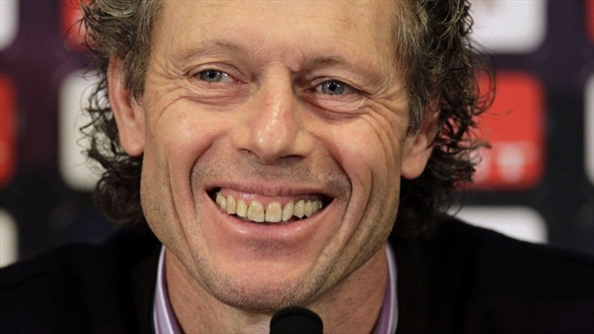 Preud'homme prepared for free-scoring Zenit
