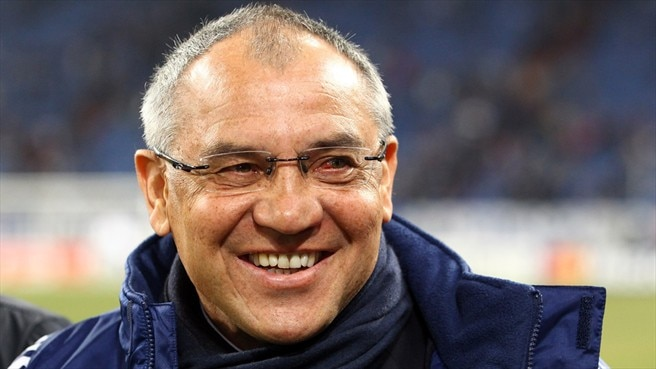 Magath back at Wolfsburg helm