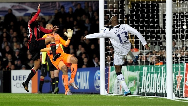 Gallas proud as Tottenham show their steel
