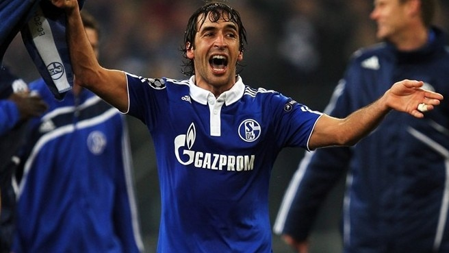 Raúl seeking further progress with Schalke