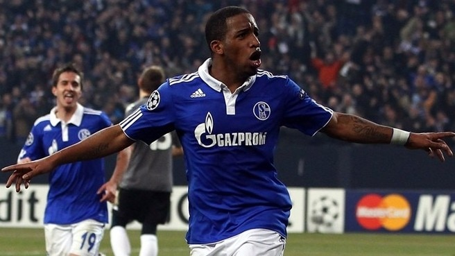 Schalke - Valencia reaction